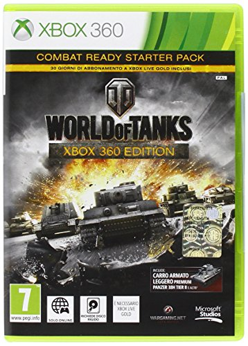 Microsoft Sw X360 4ZP-00012 World of Tanks