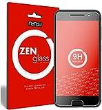 ZenGlass Flexible Glas-Folie kompatibel mit HTC One A9 Panzerfolie I Bildschirm-Schutzfolie 9H I (Kleiner Als Das Gewölbte Bildschirm)