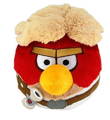 Angry Birds Star Wars Plush Bird Luke Skywalker, 8 Inch