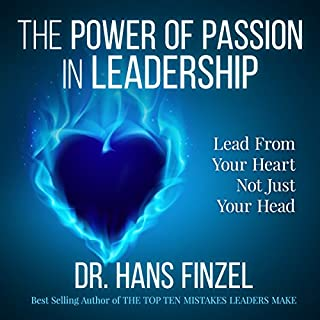 The Power of Passion in Leadership audiobook cover art
