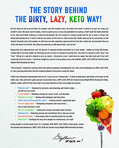 DIRTY, LAZY, KETO (Revised and Expanded) 3