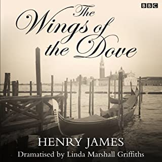 The Wings of the Dove (Dramatised) cover art