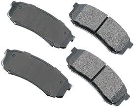 Akebono ACT606 Disc Brake Pad Kit