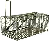 Elbe Piège à Rat Piège à Cage 23x15x11 cm Piège Souris Maison Cage piège Piège de Capture Piège pour Animaux sans Cruauté, MAF21M