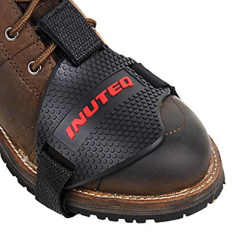 Greyghost Antideslizante Protector Bota Moto,Cubrezapatos Moto, Protector de Zapato de Moto,Protección de Calzado de Moto