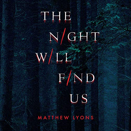 The Night Will Find Us cover art