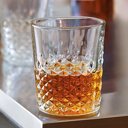 Libbey Craft Spirits Scotch Glasses, Set of 4