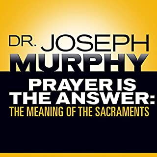 Prayer Is the Answer audiobook cover art