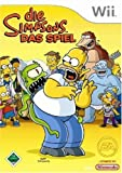 Electronic Arts The Simpsons Game Nintendo Wii™ - Juego (Nintendo Wii, EA Redwood Shores, DEU)