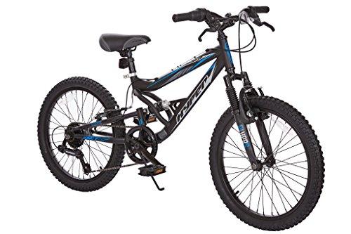 Hyper 20u0022 Shocker Kids Mountain Bike, Black