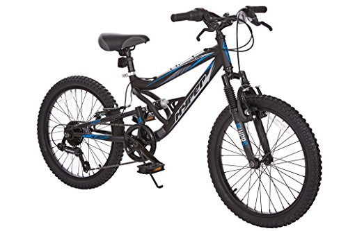 Hyper 20u0022 Shocker Kids Mountain Bike, Black