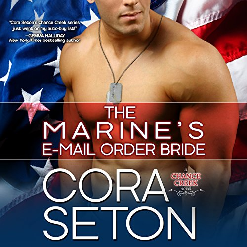 The Marine's E-Mail Order Bride cover art
