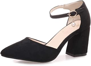 BalaMasa Womens APL12435 Leather Heeled Sandals