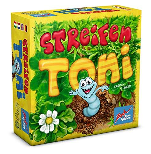 Zoch 601105020 Streifen Toni, Kartenspiel
