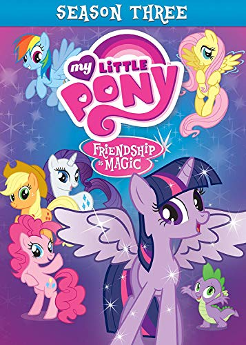 My Little Pony: Friendship is Magic - Season 3 (2 DVDs) [RC 1]