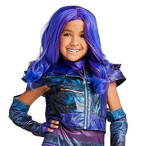 Disney Mal Wig for Kids - Descendants 3