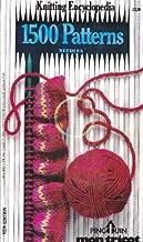 mon tricot knitting encyclopedia 1500 patterns