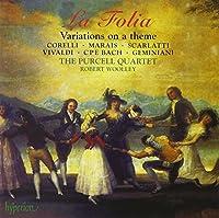 La Folia variations by Purcell Quartet (1998-03-10)
