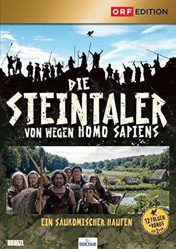 Die Steintaler: Von wegen Homo Sapiens