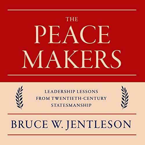 Couverture de The Peacemakers