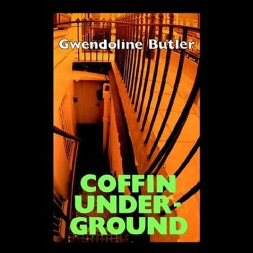 Coffin Underground audiobook cover art