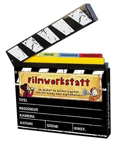 Filmwerkstatt: So drehst du deinen eigenen Film mit Handy oder Digitalkamera