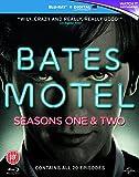 Bates Motel (2013) Series 1 & 2 [Edizione: Regno Unito] [Reino Unido] [Blu-ray]