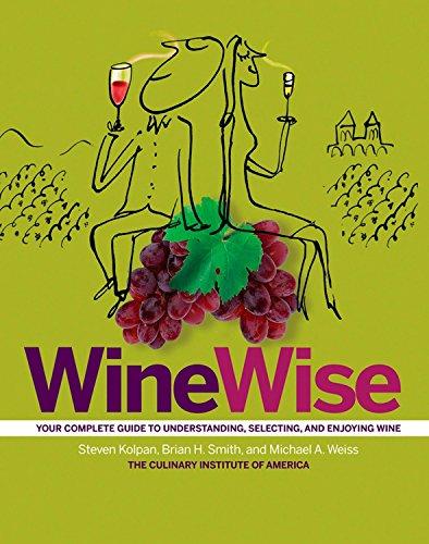 Houghton Mifflin Peterson Books HM0471770640 Winewise