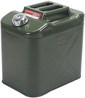 YIN YIN Tanque de combustible portatil Guantes Gasolina Diesel engrosada barril portátil Olla de hierro del barril de acei...