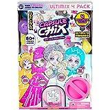 Capsule Chix Ultimix 4 Pack,  4.5 inch Small...