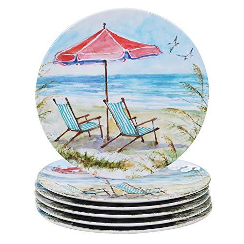 Beach Life Dinnerware