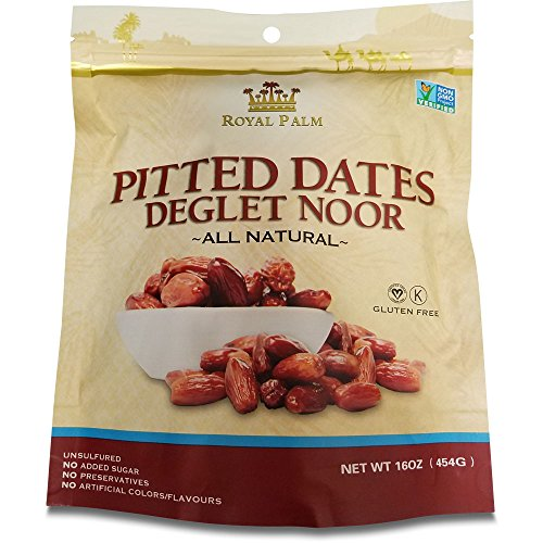 Royal Palm Deglet Noor Dates Pitted…