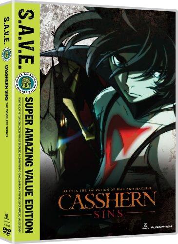 Casshern Sins - Complete Series S.A.V.E.