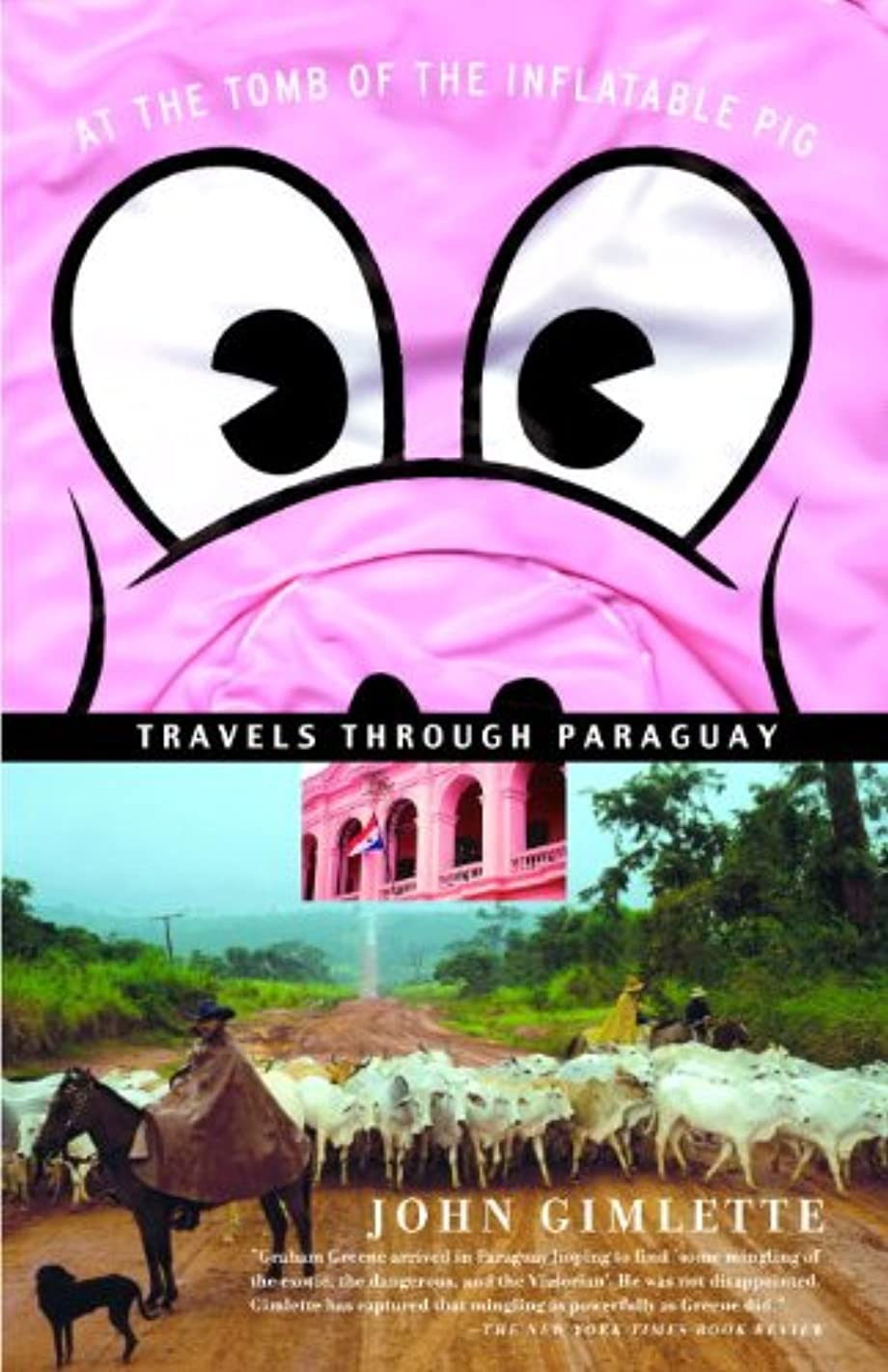 At the Tomb of the Inflatable Pig: Travels Through Paraguay (Vintage Departures) (English Edition)