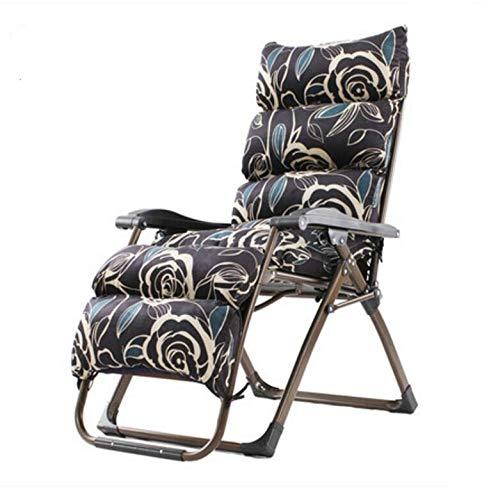Haus Dekoration Promotion Hohe Qualität Folding Bürostuhl Mittagessen Pavillon Nap Stuhl Freizeit Strand Stuhl Schwangere Frauen Liegen Stuhl (Color : A)