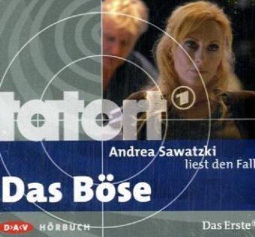 Andrea Sawatzki liest den Fall Das Böse (Tatort-Hörbuch)