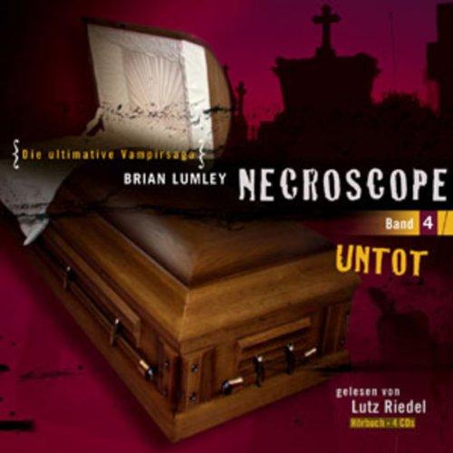 Untot (Necroscope 4) Titelbild
