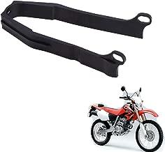 Issyzone Chain Slider Chain Guide Black Fits Honda XR250R 1991-2004 XR400R 1996-2004 XR600R 1991-2000 XR650L 1993-2019 Black