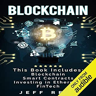Blockchain: 4-in-1 Bundle audiobook cover art
