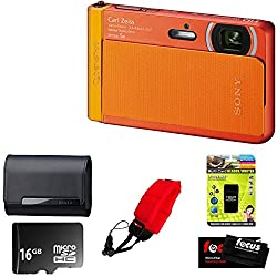 Sony waterproof digital camera that's perfect for the fisherman. Sony DSC TX30