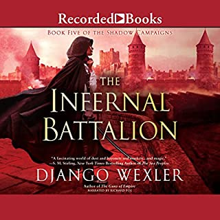 Infernal Battalion cover art