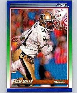 online store 8861a f32c8 Amazon.com: Sam Mills - Fan Shop: Sports & Outdoors