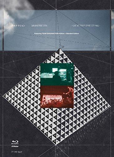 SAKANATRIBE 2014 -LIVE at TOKYO DOME CITY HALL- Featuring TEAM SAKANACTION Edition + Standard Edition [Blu-ray]