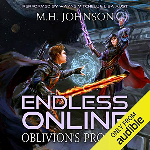 Oblivion's Promise audiobook cover art