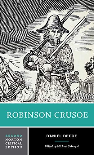 Robinson Crusoe (Norton Critical Editions)