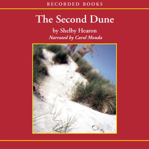The Second Dune audiobook cover art