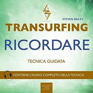 Transurfing. Ricordare copertina