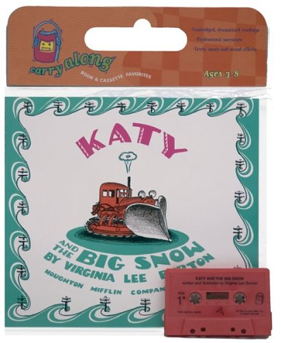 Katy and the Big Snow Book & Cassetteの詳細を見る