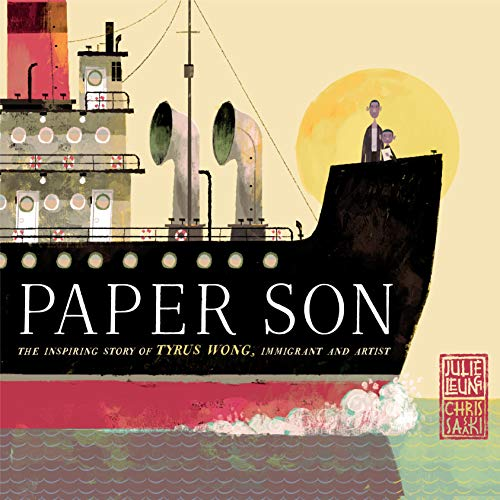 Paper Son Audiobook By Julie Leung cover art