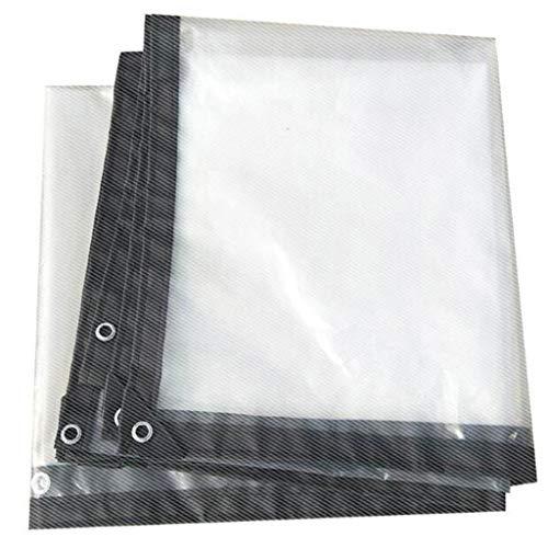 SACYSAC Transparant waterdicht dekzeil verdikt balkon zonnebrandcrème en kouddichte raamfolie